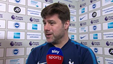 Pochettino not blaming changes