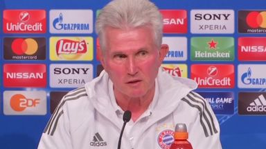 Heynckes: Faith can move mountains!