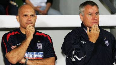 Southgate's tribute to 'ambassador' Wilkins