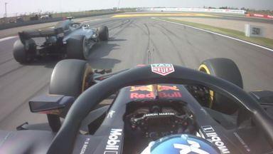 Ricciardo's China charge On Board!