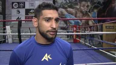 Khan: Trainer switch not a problem