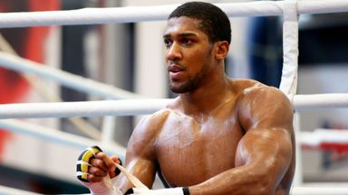 AJ on Fury: Stop talking, start training