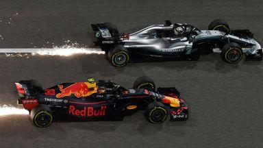 Hamilton: Verstappen collision unnecessary