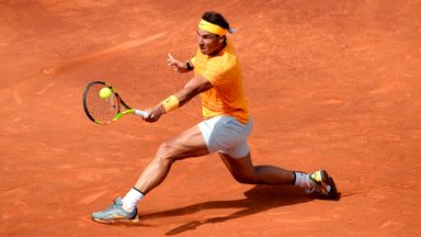 Nadal v Carballes Baena: Highlights
