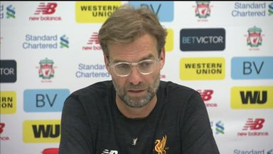 Klopp's emotional plea over attack