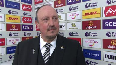 Benitez hails Newcastle plan