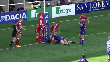 Warrington 40-26 Hull KR