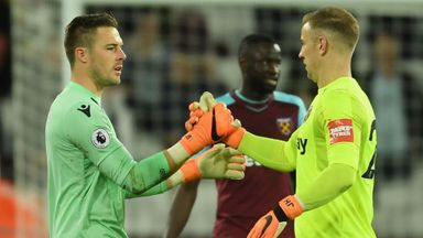 Neville 'worried' about England keepers