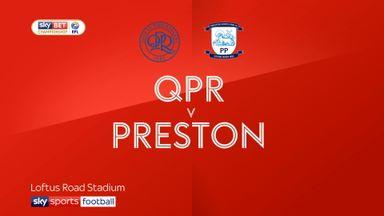 QPR 1-2 Preston