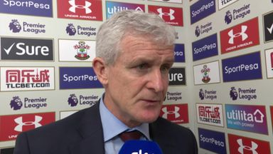 Hughes: Saints 'too soft'