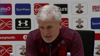 Hughes expects a reaction