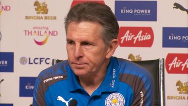 'Leicester fighting for seventh'