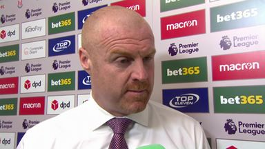 Dyche defends same selection