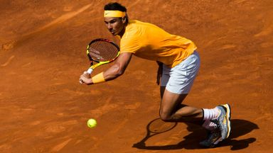 Nadal v Garcia-Lopez: Highlights