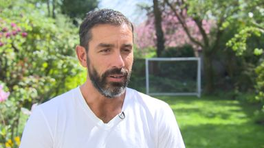 Pires 'surprised' to hear Wenger is leaving