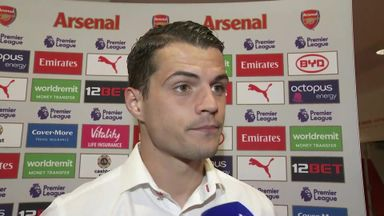 Xhaka wants Europa League win for Wenger