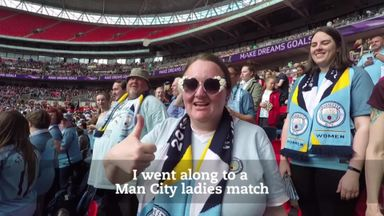 Fans for Diversity: Women Supporters