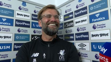 Klopp happy with derby result