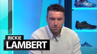 Lambert turns to tennis!