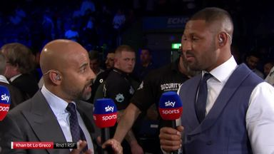 Brook not impressed with Khan