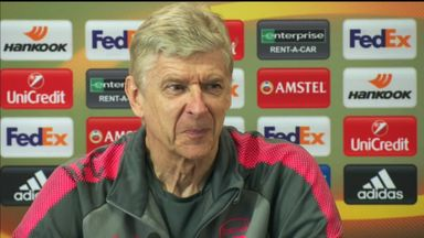 Wenger: No influence on replacement