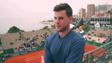 Thiem happy with recovery
