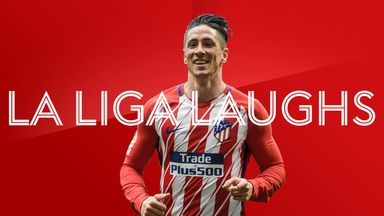 La Liga Laughs - 16th April