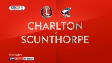 Charlton 0-1 Scunthorpe