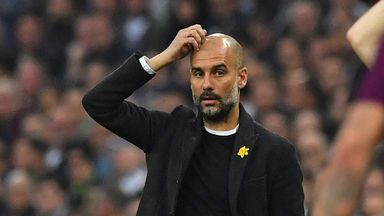 Pep thinking about summer signings