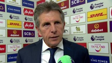 Puel pleased with performance