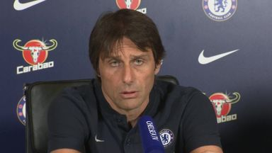 Conte: We'll fight for top four