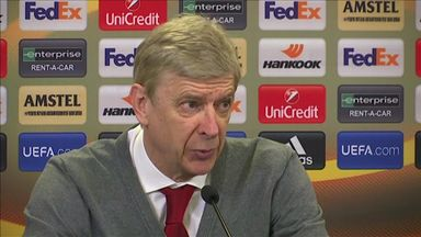 Wenger: CSKA made my heart beat
