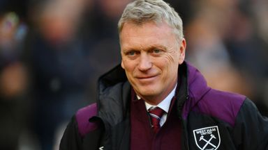 Moyes hints at West Ham stay
