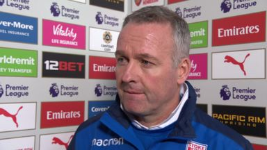 Lambert: We didn't deserve to lose