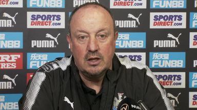 Benitez: Forty points is the target