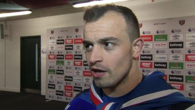 Shaqiri calls for unity