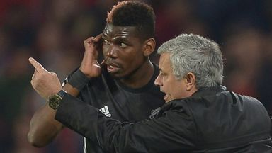 Mourinho issues Pogba challenge