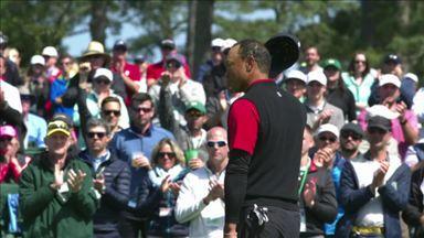 Tiger: I've missed the Masters