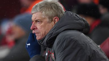 Wenger: Europa League is priority