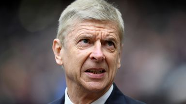 'Arsenal sure to build Wenger statue'