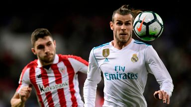 Real Madrid v Athletic Bilbao