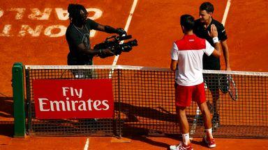 Monte Carlo: Djokovic v Thiem