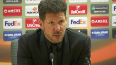 Simeone: We had to survive