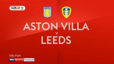 Aston Villa 1-0 Leeds