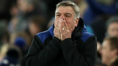 'Allardyce deserves credit'