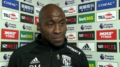 Moore: Players were first class