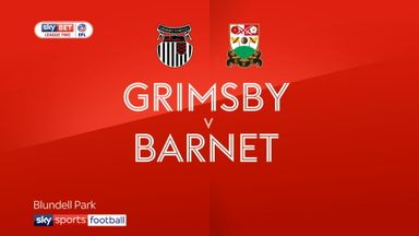 Grimsby 2-2 Barnet