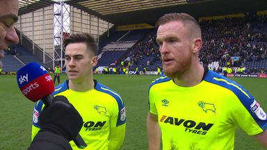Lawrence and Pearce proud of win