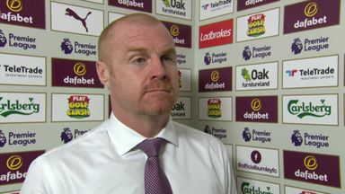 Dyche: We took the game to Chelsea