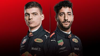Verstappen or Ricciardo?